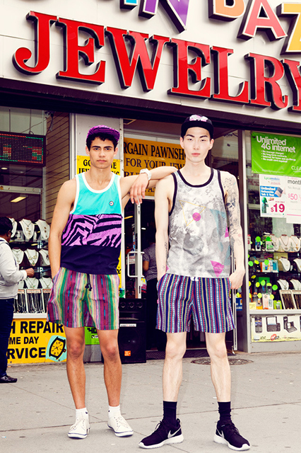 Mishka 2013 Summer Lookbook