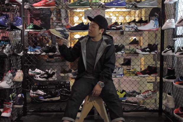 mita sneakers x Reebok Classic Leather 30th Anniversary Video