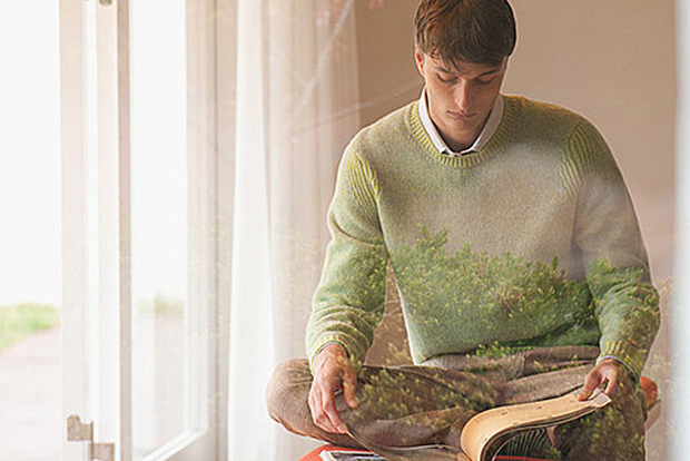 MÖEVE AND MORROW KNITWEARS 2013 Fall/Winter Collection