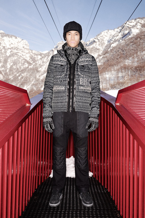 white mountaineering x moncler 2013 fall winter moncler w lookbook