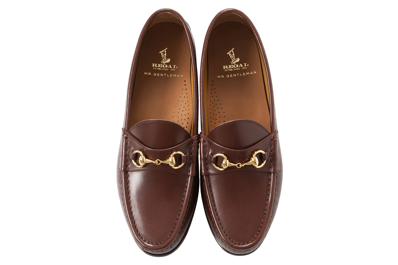 MR. GENTLEMAN x Regal Bit Loafers
