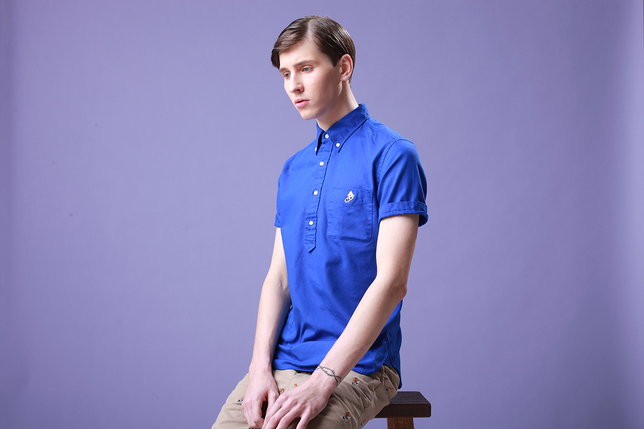 Mr porter 2013 exclusive collaborations hypebeast for Mister porter