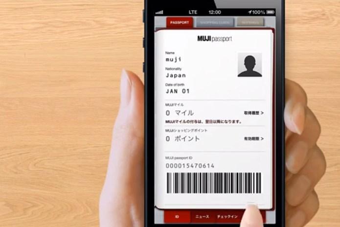MUJI Passport
