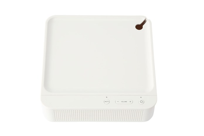 MUJI Smartphone Charging Tray & Bluetooth Speaker