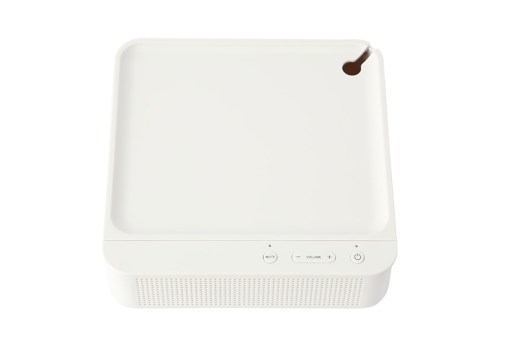 MUJI Smartphone Charging Tray & Bluetooth Speaker