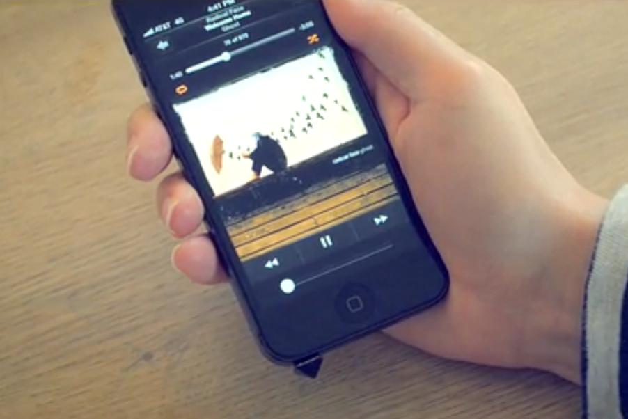 Mutator Peripheral Mutes iPhone in Quiet Situations