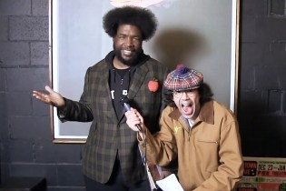 Nardwuar vs. Questlove