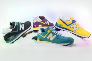 "New Balance 574 ""Alpine"" Pack Preview"