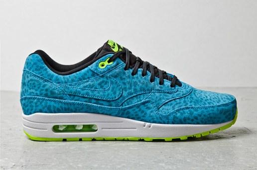 """Nike Air Max 1 FB """"Blue Leopard"""""""