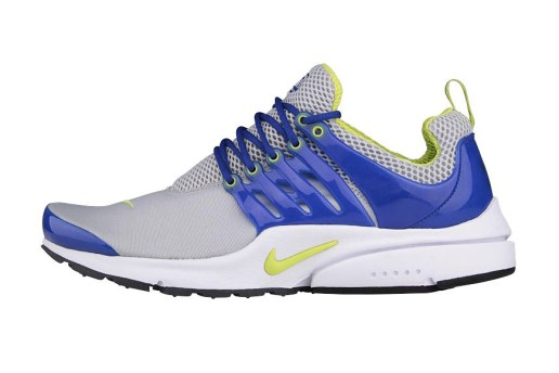 Nike Air Presto Cyber Yellow/Hyper Blue