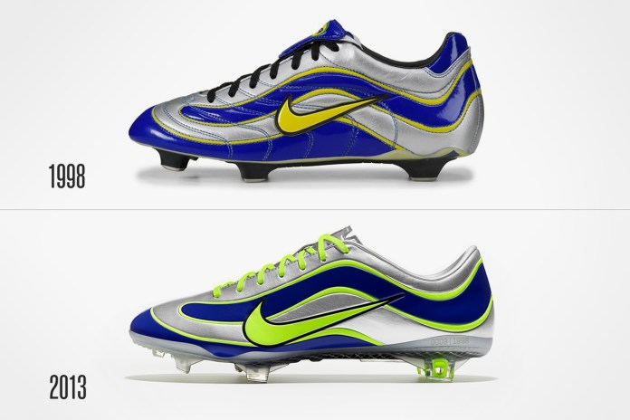 "Nike Celebrates 15 Years of the Mercurial & ""El Fenómeno"""