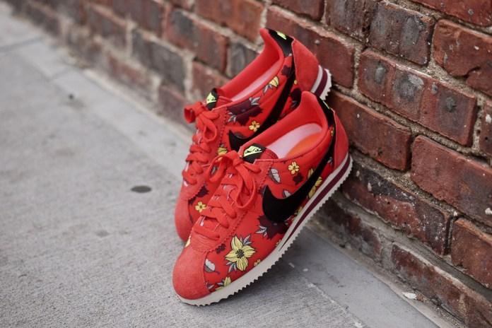 Nike Cortez QS Floral Pack