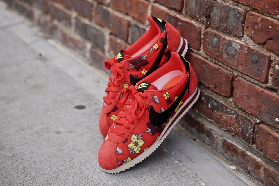 Nike Cortez Flower
