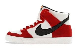 Nike Dunk High AC Sail/University Red