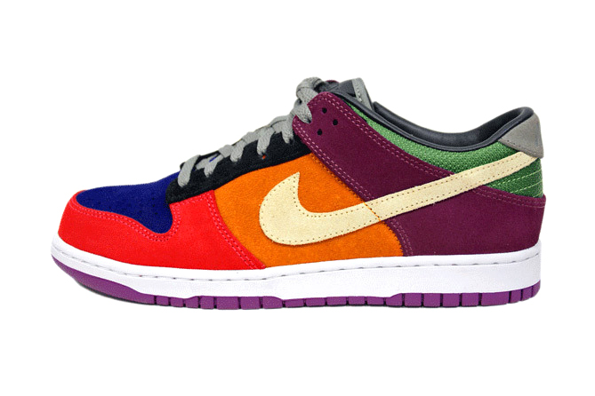 "Nike Dunk Low ""Viotech"" Retro"