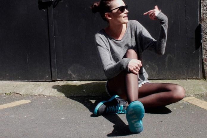 NYLON x Nike Dunk High iD Lookbook