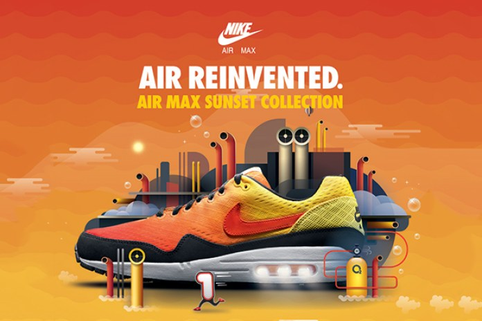"Nike Launches the ""Air Max Hunt"" on May 23 in San Francisco and New York"