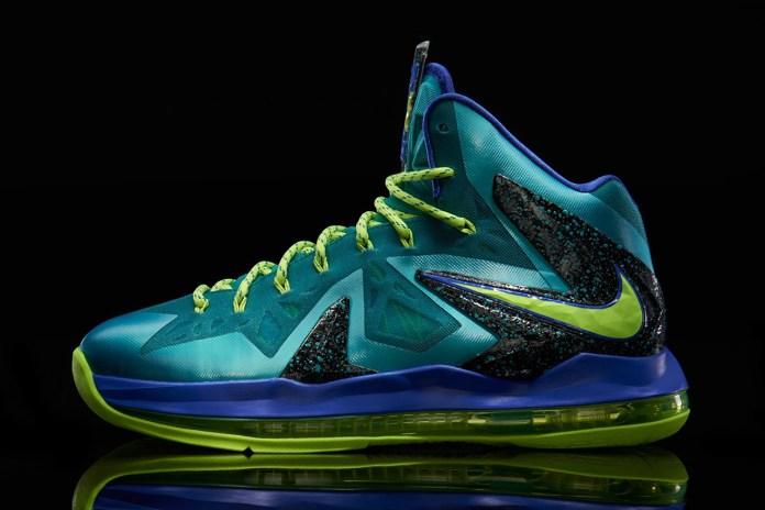 """Nike LeBron X P.S. Elite """"Miami Dade"""""""