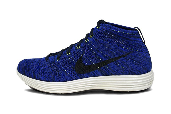 "Nike Lunar Flyknit Chukka ""Dark Obsidian"""