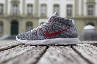 "Nike Lunar Flyknit Chukka ""Wolf Grey"""