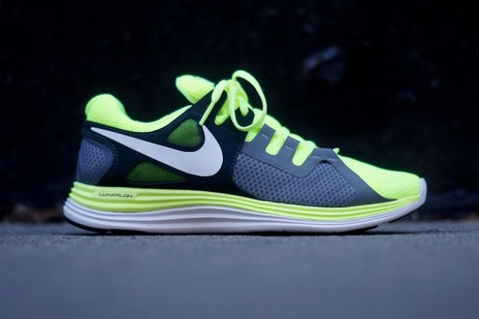 Nike Lunar Flash+ Volt/Anthracite