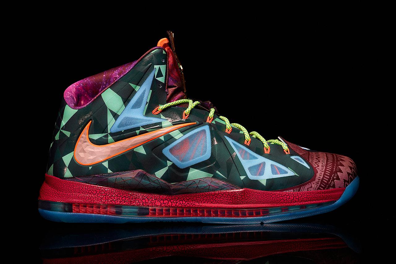 Lebron Nike Shoe Deal Worth