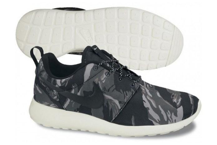 """Nike Roshe Run GPX """"Black Tiger Camo"""""""