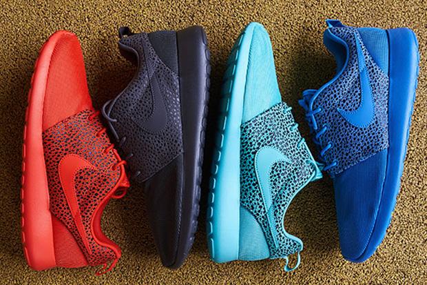 """Nike Roshe Run """"Safari"""" Pack"""