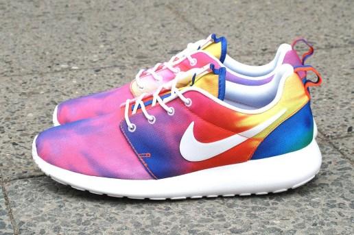 "Nike Roshe Run ""Tie Dye"""