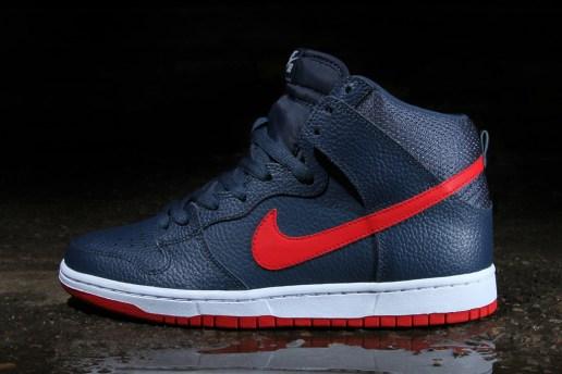 Nike SB Dunk High Pro Squadron Blue