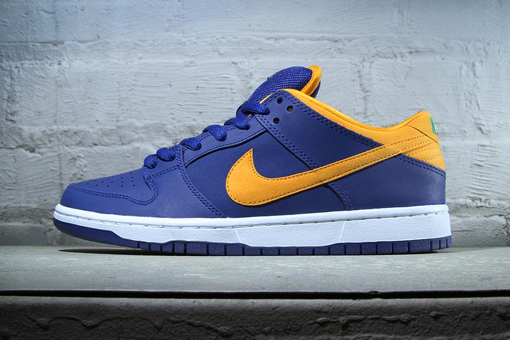Nike SB Dunk Low Pro Deep Royal Blue