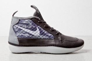 Nike Solarsoft Chukkasin Black/Wolf Grey