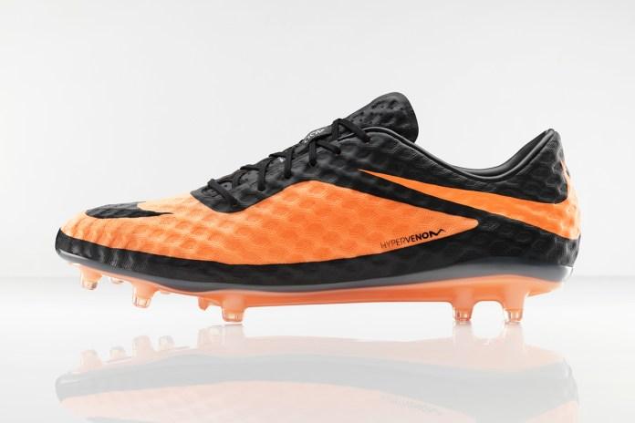 Nike Unveils the Hypervenom Boot