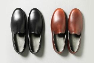 nonnative x Regal Dweller Opera Shoes Chromexcel Leather