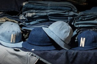 Norse Projects 2013 Spring/Summer Denim Series