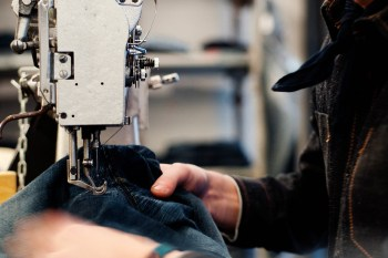 Nudie Jeans Opens Concept Store and Repair Station in London