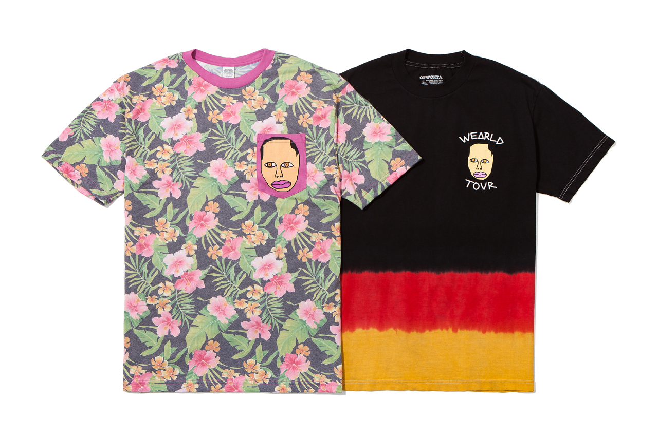 odd future 2013 spring summer collection delivery 2