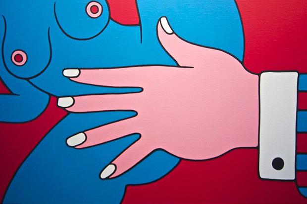 """Parra """"Il Senso di Colpa"""" @ Galleria Patricia Armocida"""