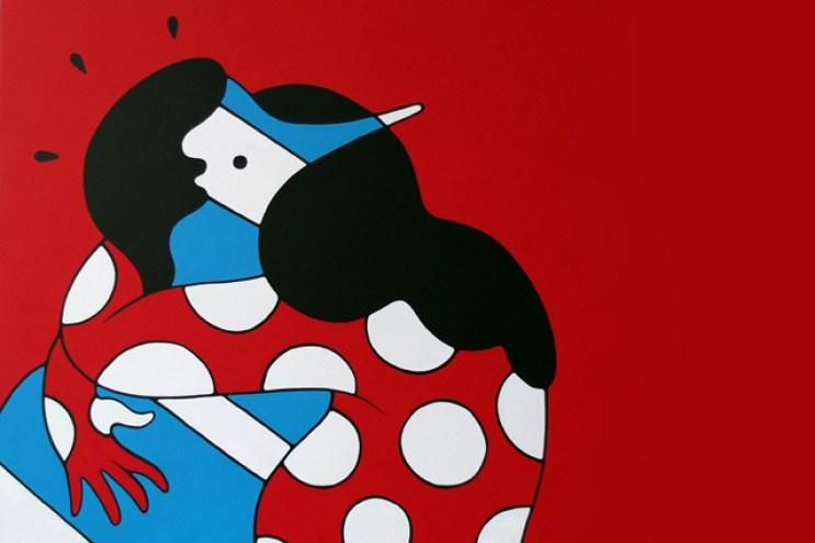 """Parra """"Il Senso di Colpa"""" Solo Exhibition"""