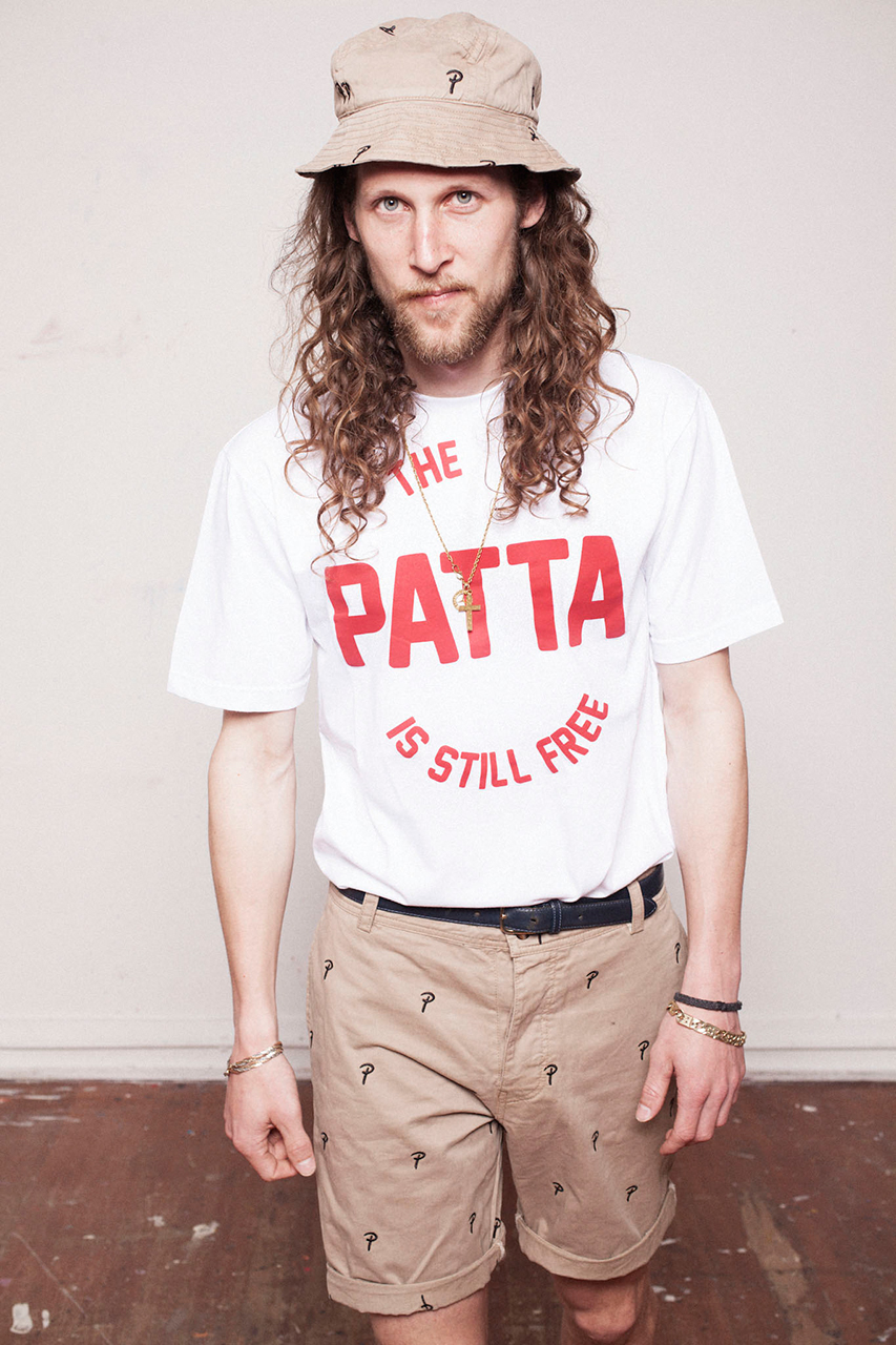 patta 2013 summer lookbook