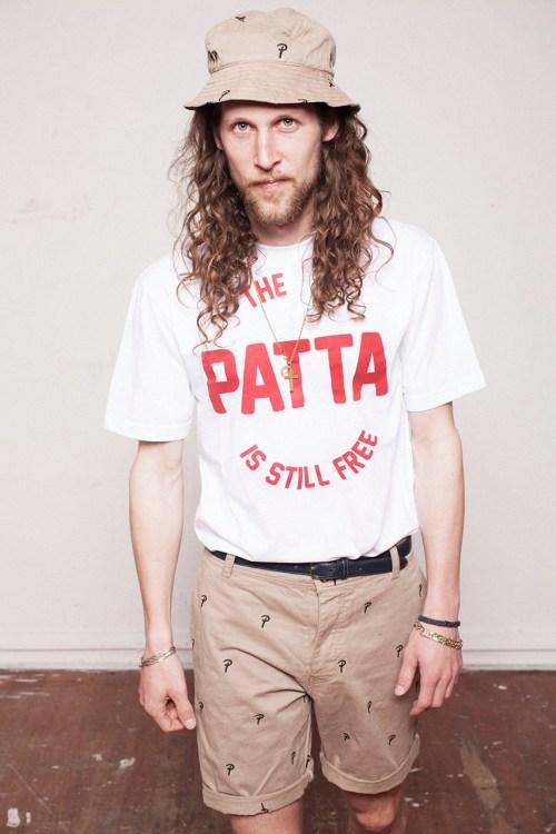 Patta 2013 Summer Lookbook