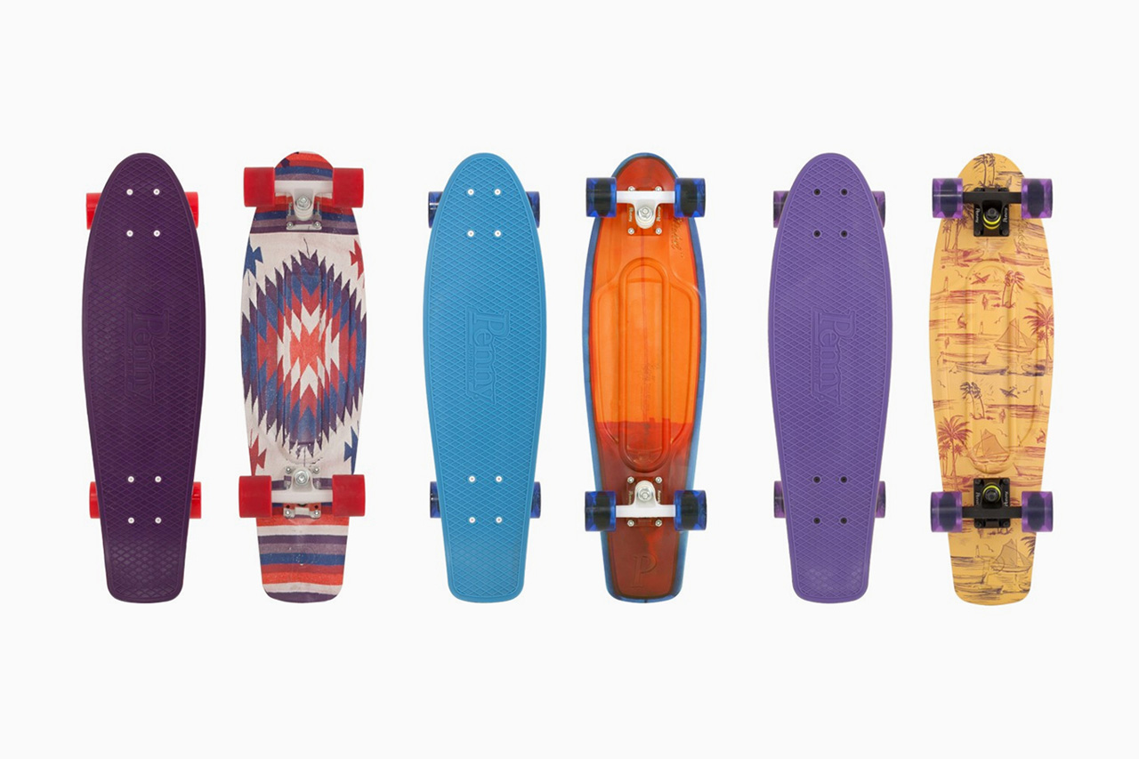 penny skateboards 2013 spring summer collection