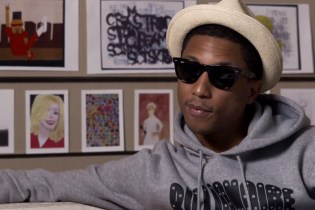 Pharrell Williams Introduces Oakland's Creative Growth Art Center