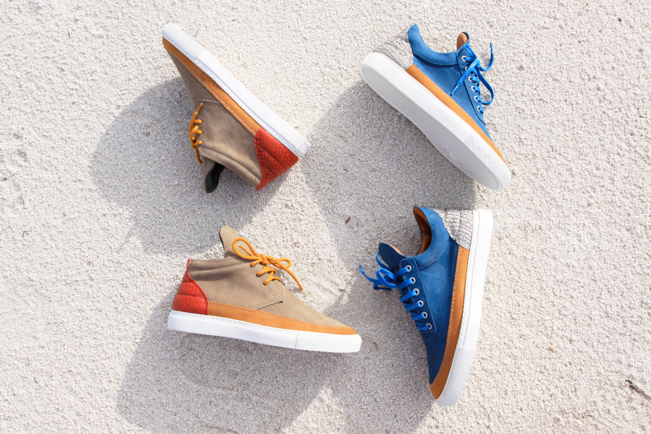 POSTE x Filling Pieces 2013 Summer Collection
