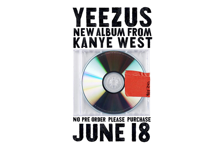 pre orders for yeezus no longer available