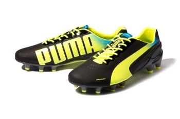 PUMA evoSPEED 1.2 FG Soccer Boot