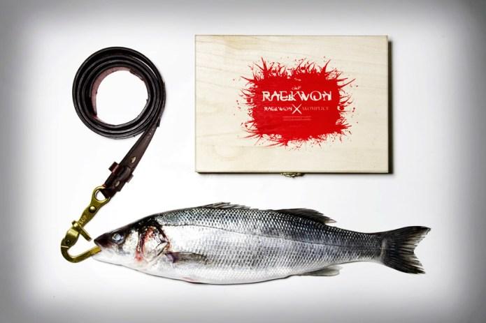Raekwon x Akomplice Pelican Belt