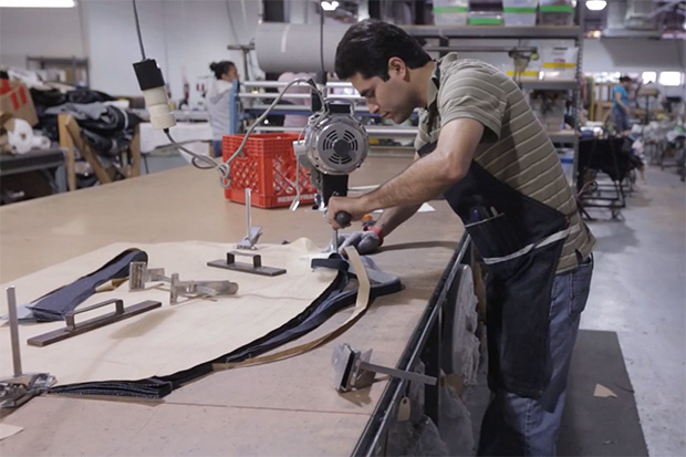 Raleigh Shows Off Its Made in America Denim | Video