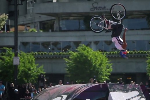 Red Bull Ride + Style Fixed-Gear Competition Recap