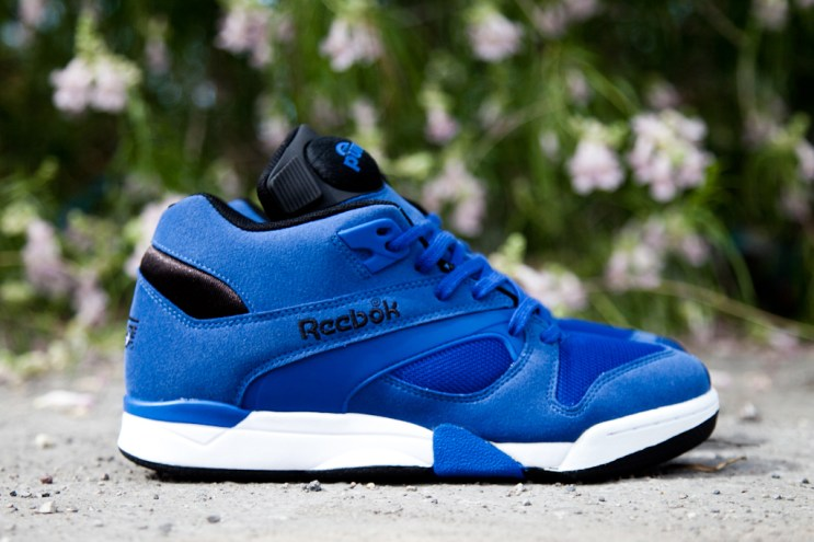 Reebok Court Victory Pump 2013 Spring/Summer Collection